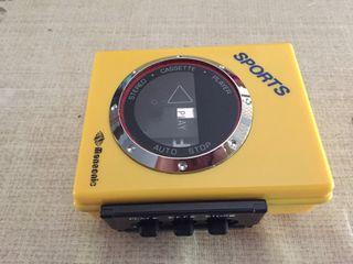 Radio cassette como nuevo
