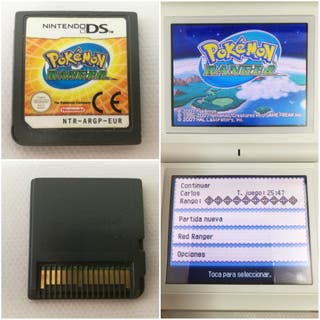 Cartucho Pokémon Ranger Nintendo DS