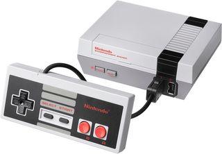 Nintendo NES Classic Mini nuev