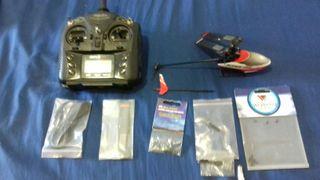helicóptero rc super CP
