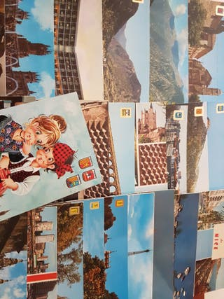 Postales Antiguas Postal España Andorra Francia