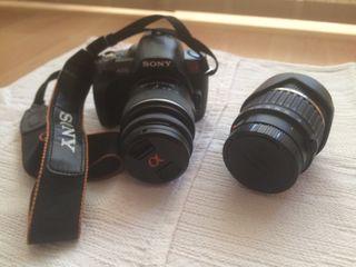 Camara Digital reflex Sony
