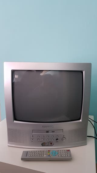 TV + DVD Sunstech