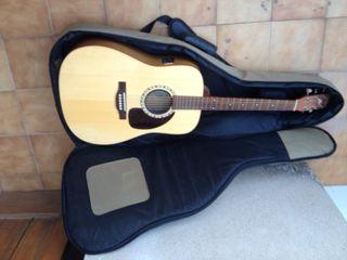 Funda guitarra Art & Lutherie.