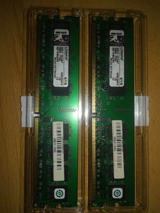 RAM Kingston 1GB DDR2