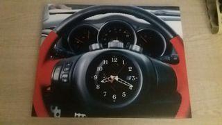 Cuadro de 39 x 48 cm volante de coche