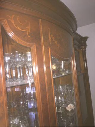 Muebles salon de calidad MARQUETERÍA