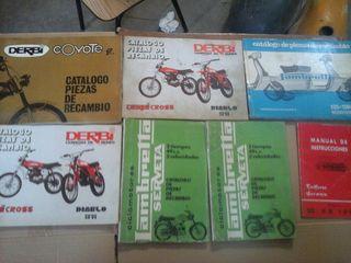 catalogos manuales publicidad