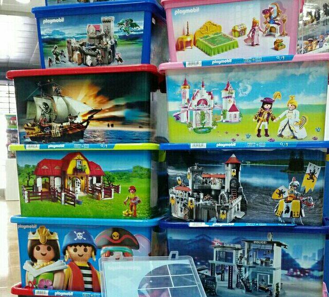 Playmobil cajas de ordenaci n de segunda mano por 7 99 en montequinto en wallapop - Cajas de ordenacion ...