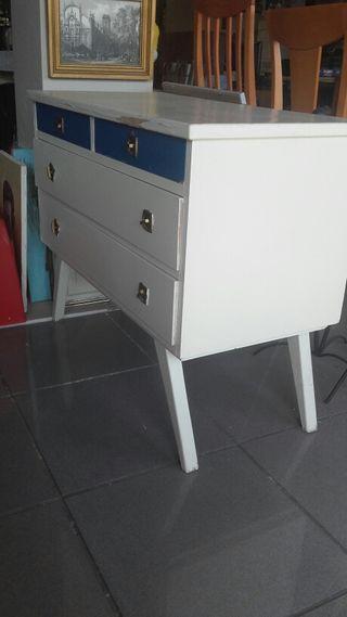 Mueble dw madera