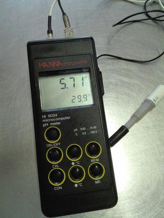 PHmetro medidor de PH