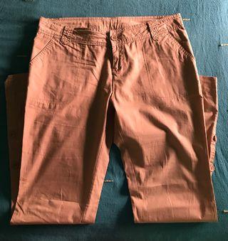 Pantalon mujer fino.