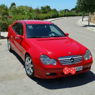 Mercedes-Benz Clase c-180 sport