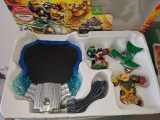 skylanders superchargers Wii