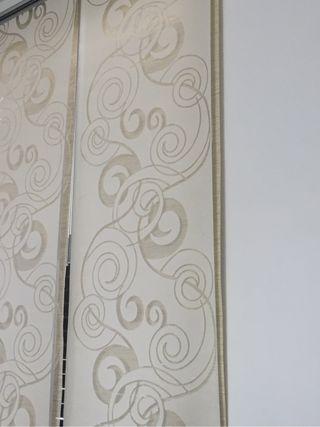 Panel japonés ikea