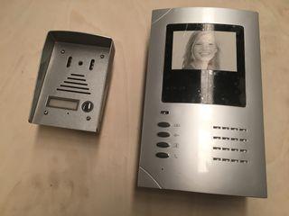Videoportero puerta automatica