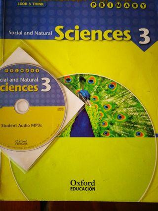 Libro Sciences 3 Primaria Oxford Educacion