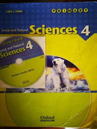 Libro Science 3 Primaria Oxford Educacion