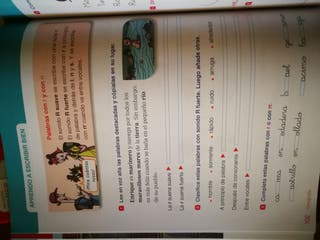 Libro Lengua 2 Primaria Santillana Saber Hacer