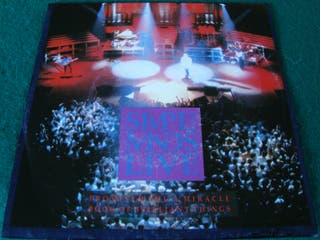 """SIMPLE MINDS.-PROMISED YOU A MIRACLE- VINILO 7""""."""