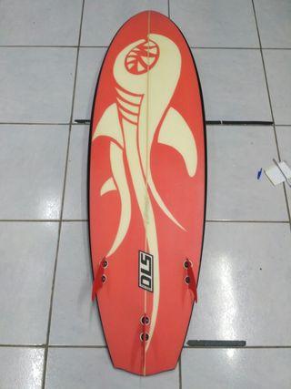 Tabla surf como nueva