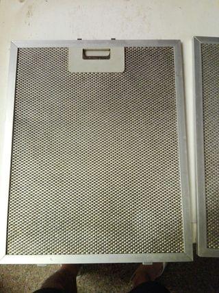 filtros de extractor