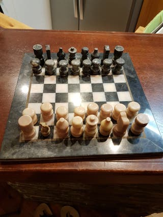 juego ajedrez