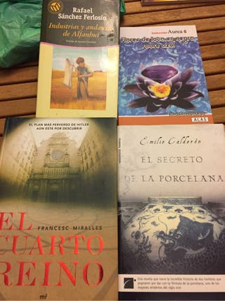 4 Novelas.