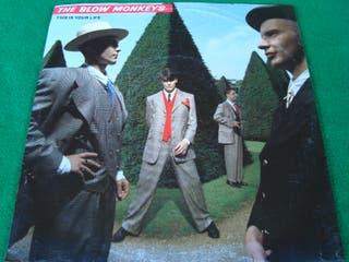 """THE BLOW MONKEYS.- SINGLE VINILO 7""""."""