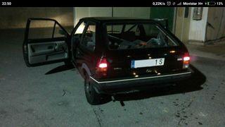 volkswagen polo 1986