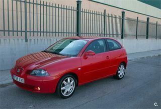 Seat Ibiza 2003 impecable y con garantía