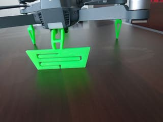 Mavic Pro Sistema de soltar objetos