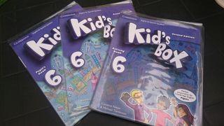 libros de ingles de 6 primaria