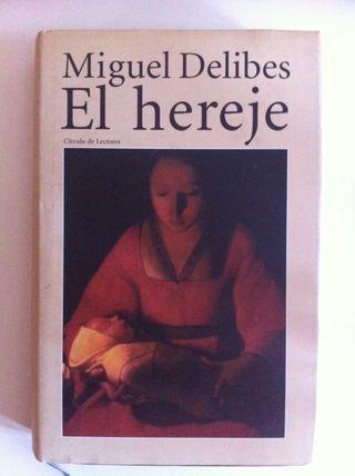 Libro El Hereje