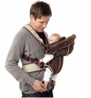 Mochila portabebe Mothercare