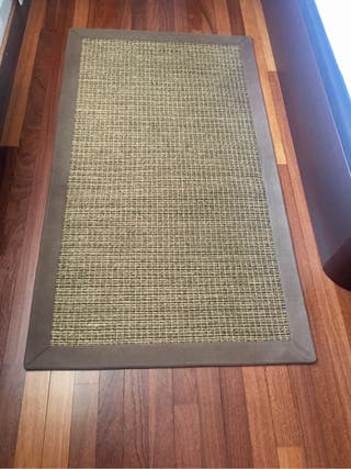 Par de alfombras de pie de cama de segunda mano por 25 - Alfombras pie de cama ...