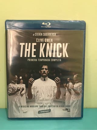 DVD blu-ray The Knick