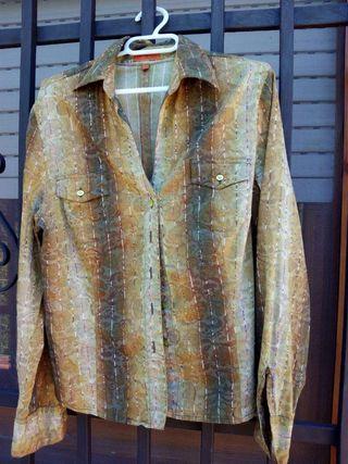 Blusa vintage 42