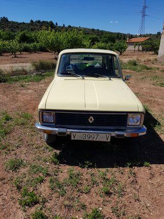 renault renault 6 1975 cabio por atv o bugui