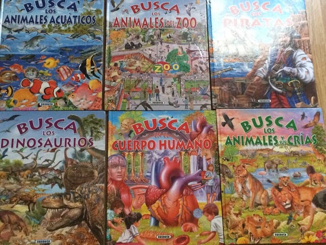 Lote de libros infantiles
