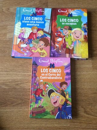 Libros Coleccion Los Cinco