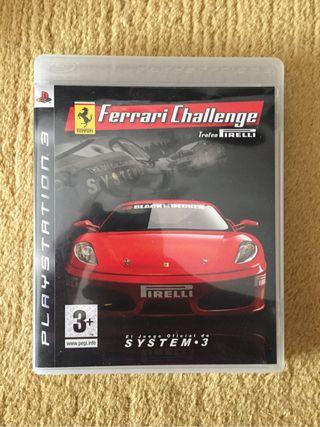 Ferrari Challenge PS3