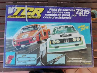 tcr. slot. scalextric