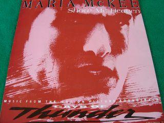 "MARIA McKEE.-SHOW ME HEAVEN- SINGLE VINILO 7""."