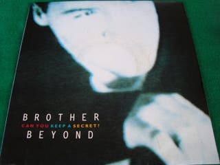"""BROTHERS BEYOND.-CAN YOU KEEP A SECRET?- VINILO 7"""""""