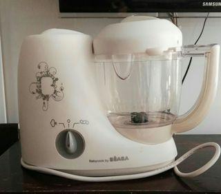 Robot cocina babycook de beaba