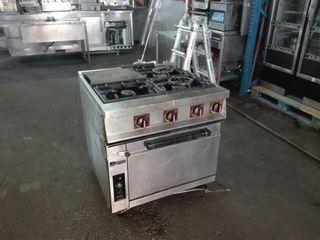 cocina industrial repagas