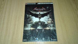 Guía Batman Arkham Knight