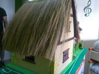 casa juguete artesanal