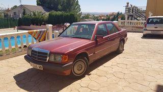 Mercedes-benz 190 D 2.5 turbodiesel 1992